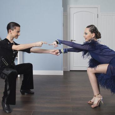 Сборная команда Федерации танцевального спорта ДНР