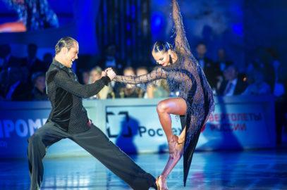 11-12 марта 2017 года Открытый международный фестиваль спортивного танца Российского Танцевального Союза «Танцевальные истории 2017»