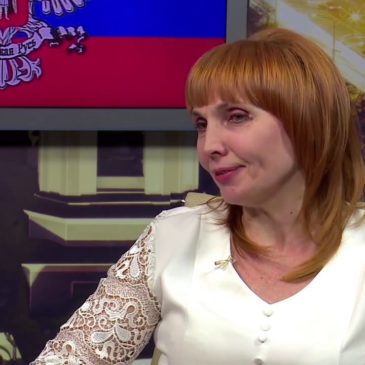 Видео Ирина Кулешова  Президент Федерации танцевального спорта ДНР
