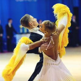 Праздник танца 23.02.2020